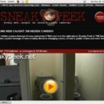 Sneakypeek Premium Free Account