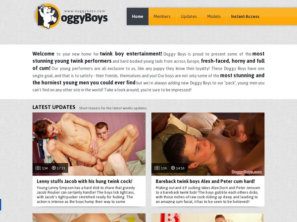 Special Doggyboys Discount