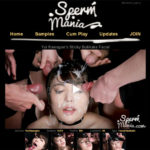Sperm Mania Using Pay Pal