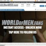 World Of Men Fans – Interracial With Australian Dollars