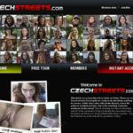 Czech Streets Free Sign Up