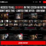 Discount Czech AV Offer