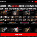 Free Working Czechav.com Account