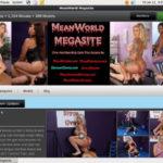 Mean World MegaSite Password Forum