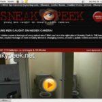 Sneaky Peek Pay Site