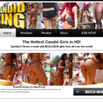 How To Join King Candid For Free