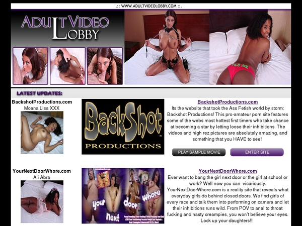 Free Adultvideolobby.com Discount Offer