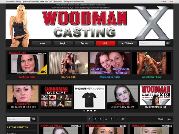 Free Woodman Casting X Discount