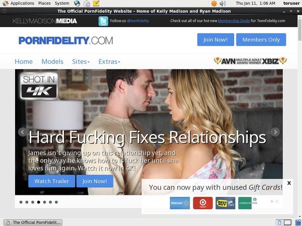 Use Porn Fidelity Discount Link
