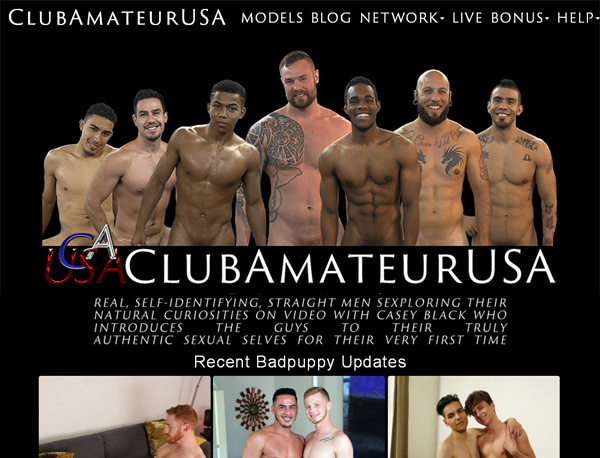 Club Amateur USA Promo Codes