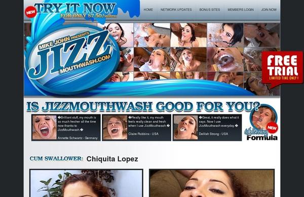 Jizzmouthwash.com Wire Payment