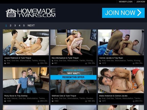Home Made Twinks Free Membership