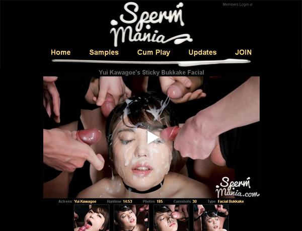 Spermmania.com Discount Memberships